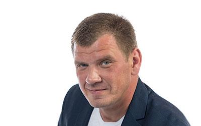 Zigmars DzintarsFacilitair medewerker